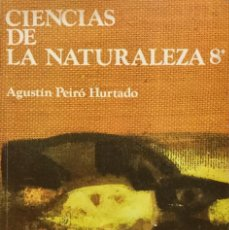 Libros: CIENCIAS NATURALES 8º EGB. ANAYA. NUEVO. Lote 243667485