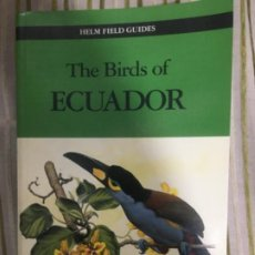 "Libros: PAJAROS EN ECUADOR "" THE BIRDS OF ECUADOR"". Lote 192616585"