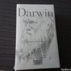 Libros: DARWIN, EL ORIGEN DE LAS ESPECIES. Lote 195950330