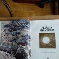 Libros: EL PLANETA MILAGROSO. Lote 196575848