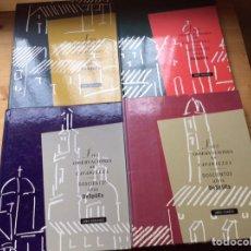 Livros: LAS OBSERVACIONES DE CAVANILLES. Lote 197260183