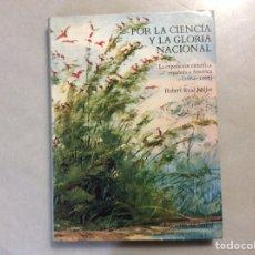 Livros: POR LA CIENCIA Y LA GLORIA NACIONAL NACIONAL. Lote 199163886