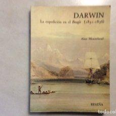 Libros: DARWIN LA EXPEDICIÓN EN EL BEAGLE (1831-1836). Lote 199165015
