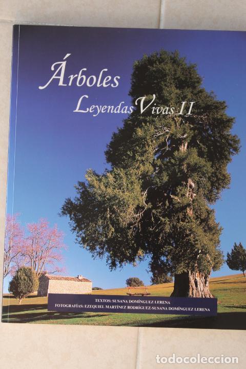 ÁRBOLES LEYENDAS PARTE II (Libros Nuevos - Ciencias Manuales y Oficios - Ciencias Naturales)