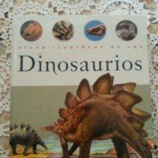 Libros: ATLAS ILUSTRADO DE LOS DINOSAURIOS. Lote 203909507