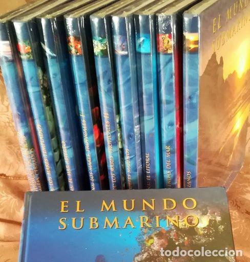 Libros: EL MUNDO SUBMARINO - Foto 3 - 204517395