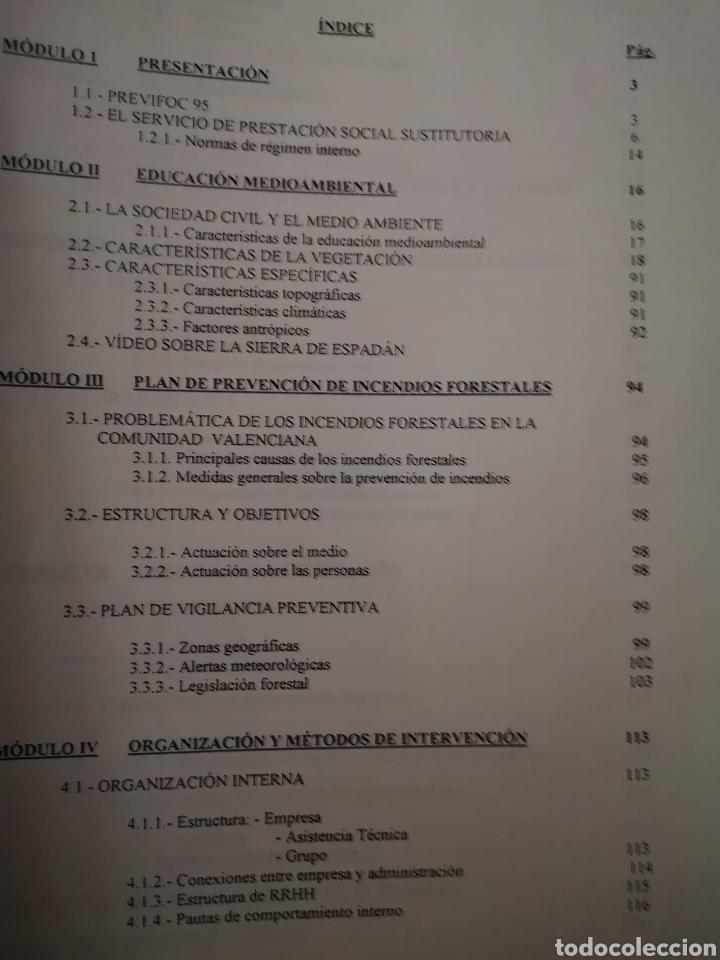 Libros: Manual Guarda Forestal Objeción de Conciencia - Foto 4 - 205078667