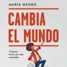 Libros: CAMBIA EL MUNDO. Lote 205651246