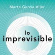 Libros: LO IMPREVISIBLE: EL FACTOR HUMANO EN LA ERA DE LOS ALGORITMOS. Lote 205651301