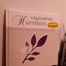 Libros: LAS BUENAS HIERVAS. Lote 206224461