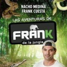Libros: LAS AVENTURAS DE FRANK DE LA JUNGLA. Lote 206233295