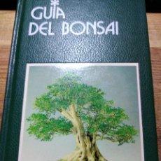 Libros: GUÍA DEL BONSAI. GRIJALBO.. Lote 206461841