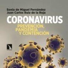Libros: CORONAVIRUS. Lote 206872360