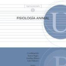 Libros: FISIOLOGÍA ANIMAL.. Lote 207025628