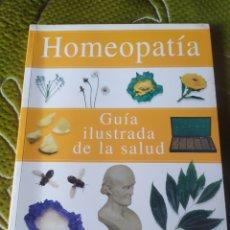 Libros: HOMEOPATIA GUIA ILUSTRADA. Lote 208285972