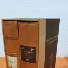 Libros: DE RE METALLICA LIBRI XII,NUMERADO,999 EJEMPLARES.. Lote 168501256