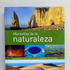 Libros: MARAVILLAS DE LA NATURALEZA - NGV. Lote 210210551
