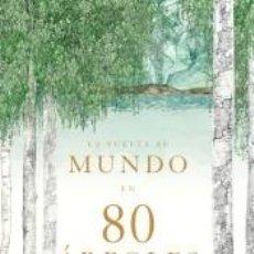 Libros: VUELTA AL MUNDO EN 80 ÁRBOLES. Lote 213851582
