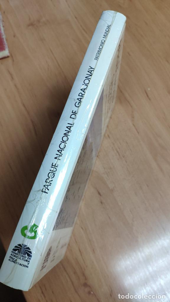 Libros: Parque Nacional Garajonay - Foto 3 - 217408570