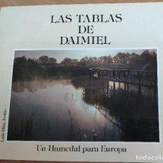 Libros: LAS TABLAS DE DAIMIEL. Lote 217409171