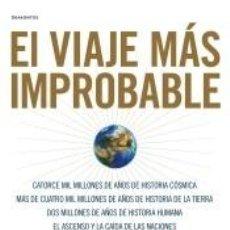 Libros: EL VIAJE MÁS IMPROBABLE. Lote 217813531