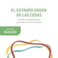 Libros: EL EXTRAÑO ORDEN DE LAS COSAS. Lote 217909372