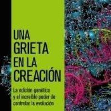 Libros: UNA GRIETA EN LA CREACIÓN. Lote 218004426