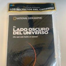 Libros: NATIONAL GEOGRAPHIC - LOS SECRETOS DEL CEREBRO - EL LADO OSCURO DEL CEREBRO - NUEVO. Lote 221553815
