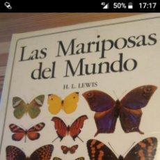 Libros: LIBRO MARIPOSAS. Lote 223945858