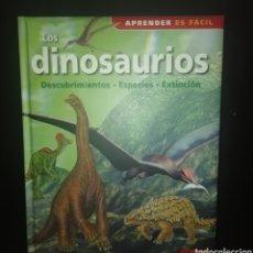 Libros: LOS DINOSAURIOS. Lote 224558610