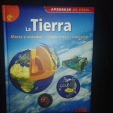 Libros: LA TIERRA. Lote 224558611