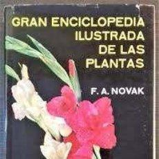 Livros: GRAN ENCICLOPEDIA ILUSTRADA DE LAS PLANTAS. Lote 225150180