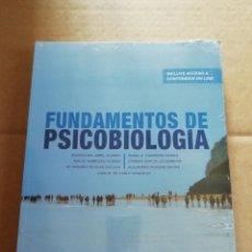 Libri: FUNDAMENTOS DE PSICOBIOLOGÍA - ABRIL ALONSO, ÁGUEDA DEL - SANZ Y TORRES - UNED - PRECINTADO. Lote 229748185