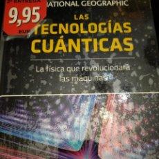 Libros: LAS TECNOLOGÍAS CUÁNTICAS, LA FISICA QUE REVOLUCIONARÁ LAS MÁQUINAS - DESAFIOS DE LA CIENCIA - RBA. Lote 230417155