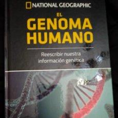 Libros: *NUEVO* EL GENOMA HUMANO, REESCRIBIR NUESTRA INFORMACIÓN GENÉTICA - DESAFIOS DE LA CIENCIA - RBA. Lote 230417315