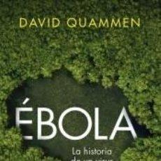 Libros: ÉBOLA. Lote 235675350