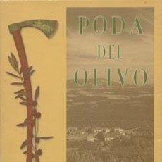 Libros: PODA DEL OLIVO. Lote 236506345