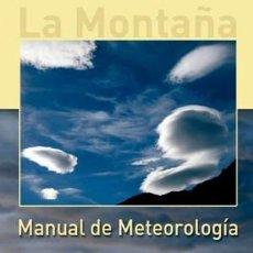 Libros: MANUAL DE METEOROLOGÍA. Lote 237532050