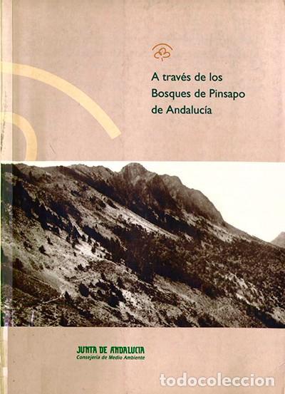 A TRAVÉS DE LOS BOSQUES DE PINSAPO DE ANDALUCÍA. EDICIÓN FACSÍMIL (Libros Nuevos - Ciencias Manuales y Oficios - Ciencias Naturales)