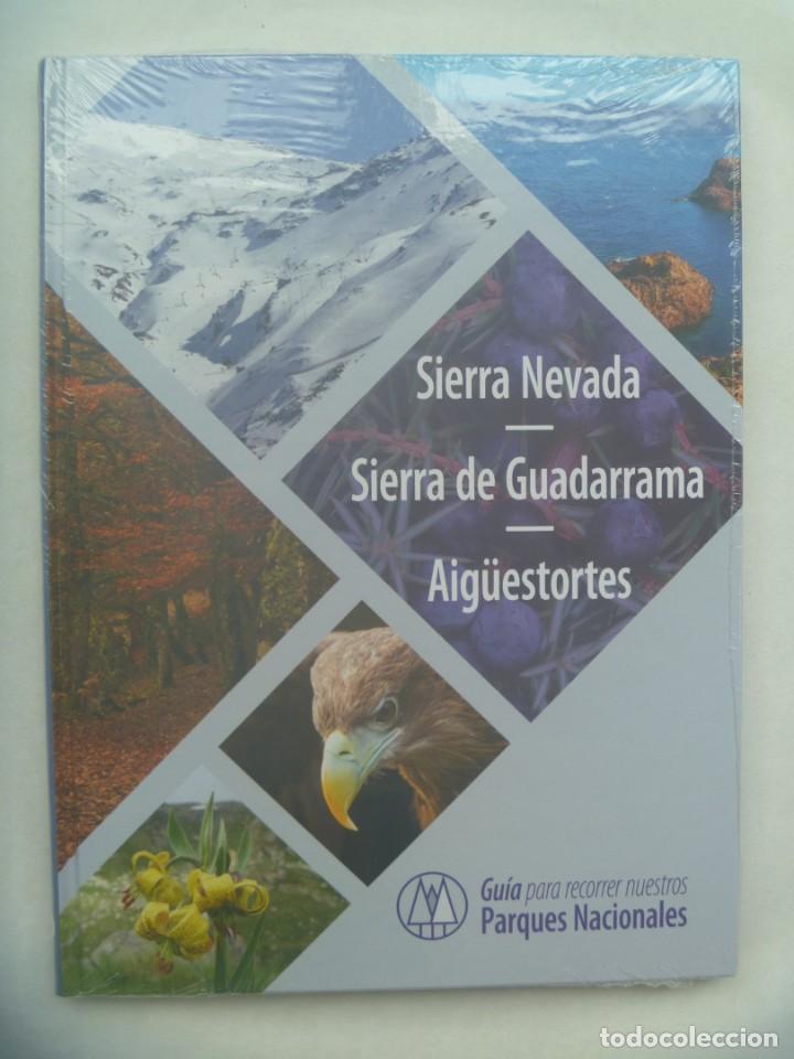 GUIA PARA RECORRER NUESTROS PARQUES NACIONALES: SIERRA NEVADA - GUADARRAMA - AIGÜESTORTES.PRECINTADO (Libros Nuevos - Ciencias Manuales y Oficios - Ciencias Naturales)