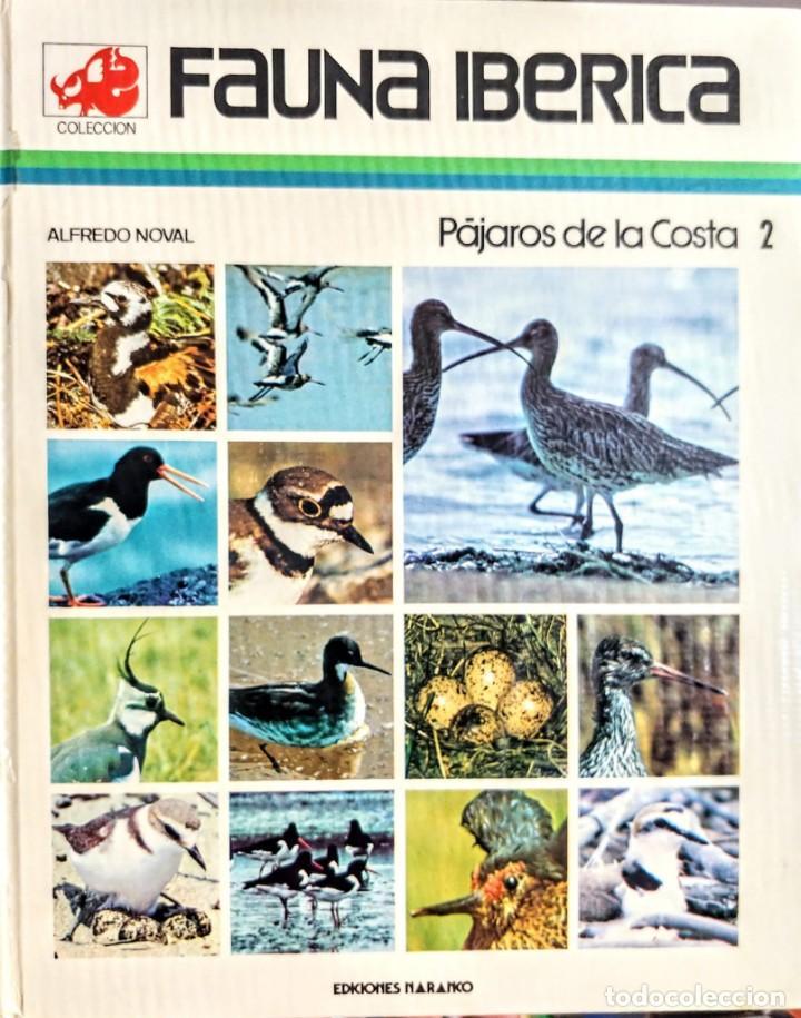 FAUNA IBERICA.PAJAROS DE LA COSTA 2. (Libros Nuevos - Ciencias Manuales y Oficios - Ciencias Naturales)