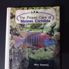 Libri: THE PROPER CARE OF MALAWI CICHILDS. Lote 243276495
