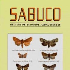 Libros: SABUCO. REVISTA DE ESTUDIOS ALBACETENSES. Nº. 6. Lote 248156040