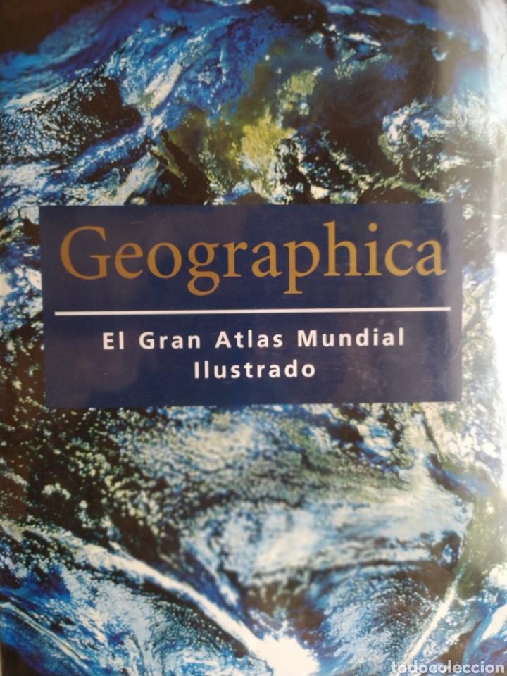 OCASIÓN NUEVO GEOGRAPHICA, EL GRAN ATLAS ILUSTRADO. KONEMANN. NUEVO A ESTRENAR (Libros Nuevos - Ciencias Manuales y Oficios - Ciencias Naturales)