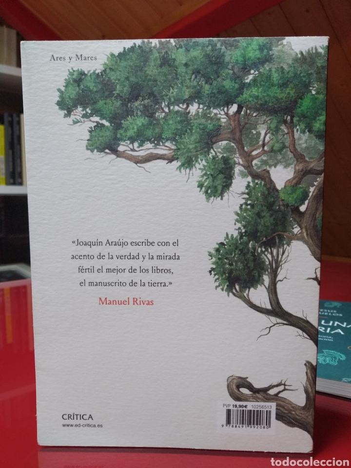 Libros: Los árboles te enseñarán a ver el bosque. Araújo, Joaquín. Crítica 2020 primera edición. - Foto 2 - 251523000