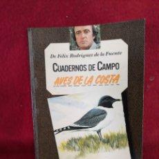 Libros: CUADERNO DE CAMPO NÚMERO 37. FÉLIX. R.DE LA FUENTE. Lote 254010040
