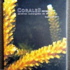 Libros: LIBRO OCEANOGRAFÍA CORALES PÉTREOS JARDINES SUMERGIDOS DE CUBA. EDITADO EN LA HABANA 2004.. Lote 254810105
