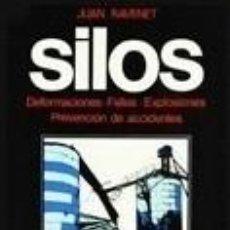 Libros: SILOS (T.2): DEFORMACIONES, FALLAS, EXPLOSIONES. Lote 254913985