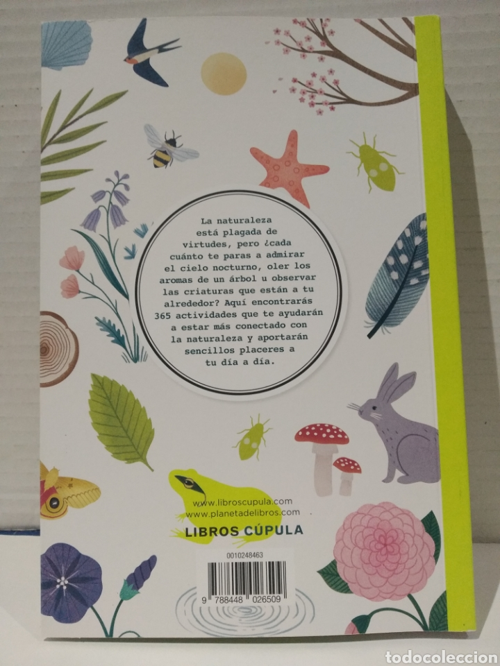 Libros: Naturaleza creativa 365 días de vida mindfulness Jocelyn de Kwant - Foto 2 - 257909180
