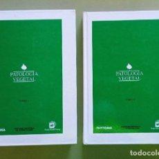 Livros: FITOPATOLOGÍA VEGETAL TOMOS I Y II, PHYTOMA, SOCIEDAD ESPAÑOLAS DE FITOPATOLOGÍA.. Lote 257963285